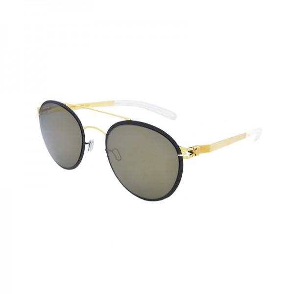 536c49b2bf Γυαλιά Ηλίου Mykita Buster Gold Jetblack 167