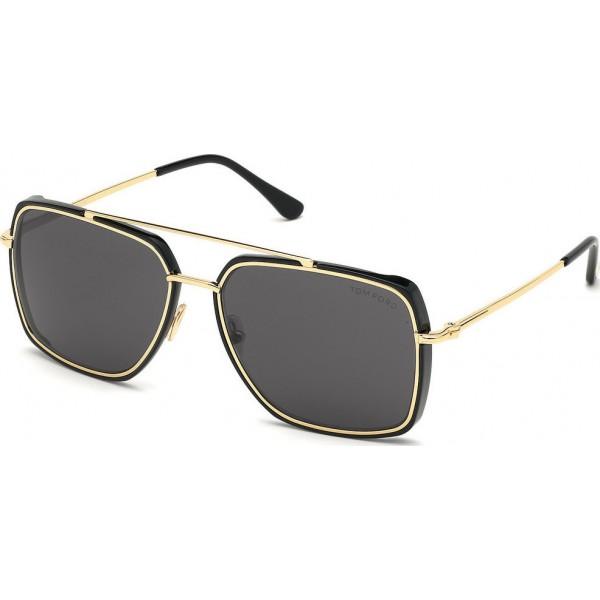 Sunglasses Tom Ford Lionel 0750A 01D (Polarized Lenses)