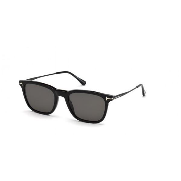 Sunglasses Tom Ford Armaud 625 01D (Polarized Lenses)
