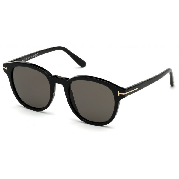 Sunglasses Tom Ford Jameson 0752B 01D (Polarized Lenses)