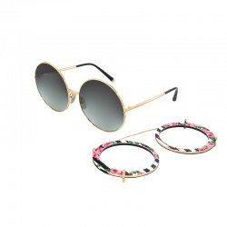 Sunglasses Dolce&Gabbana 2198 1298/8G (CLIP ON)