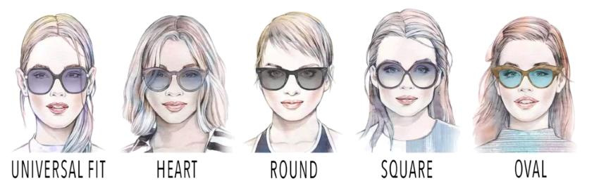 3a905dec3e Διαλέξτε τα γυαλιά που ταιριάζουν στο πρόσωπο σας